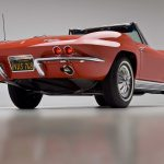 Jeff Blakeslee's 1964 Corvette, 300 HP 4-Speed Convertible