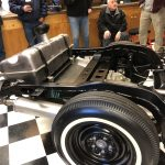 Jeff and Bill's '63 rear chassis