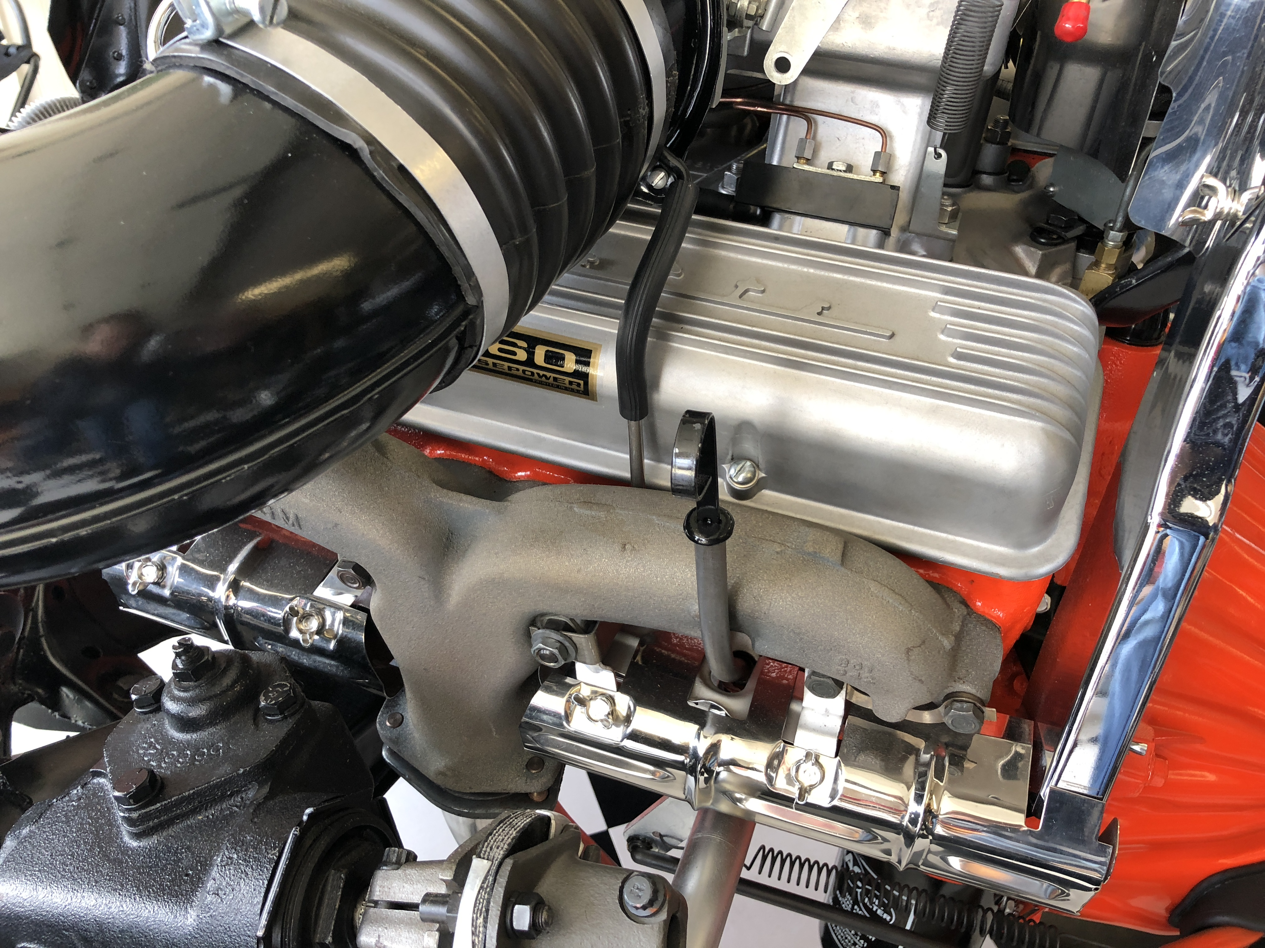 Jeff and Bill's '63 Engine