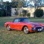 Kent Muhlkner's C1 Corvette