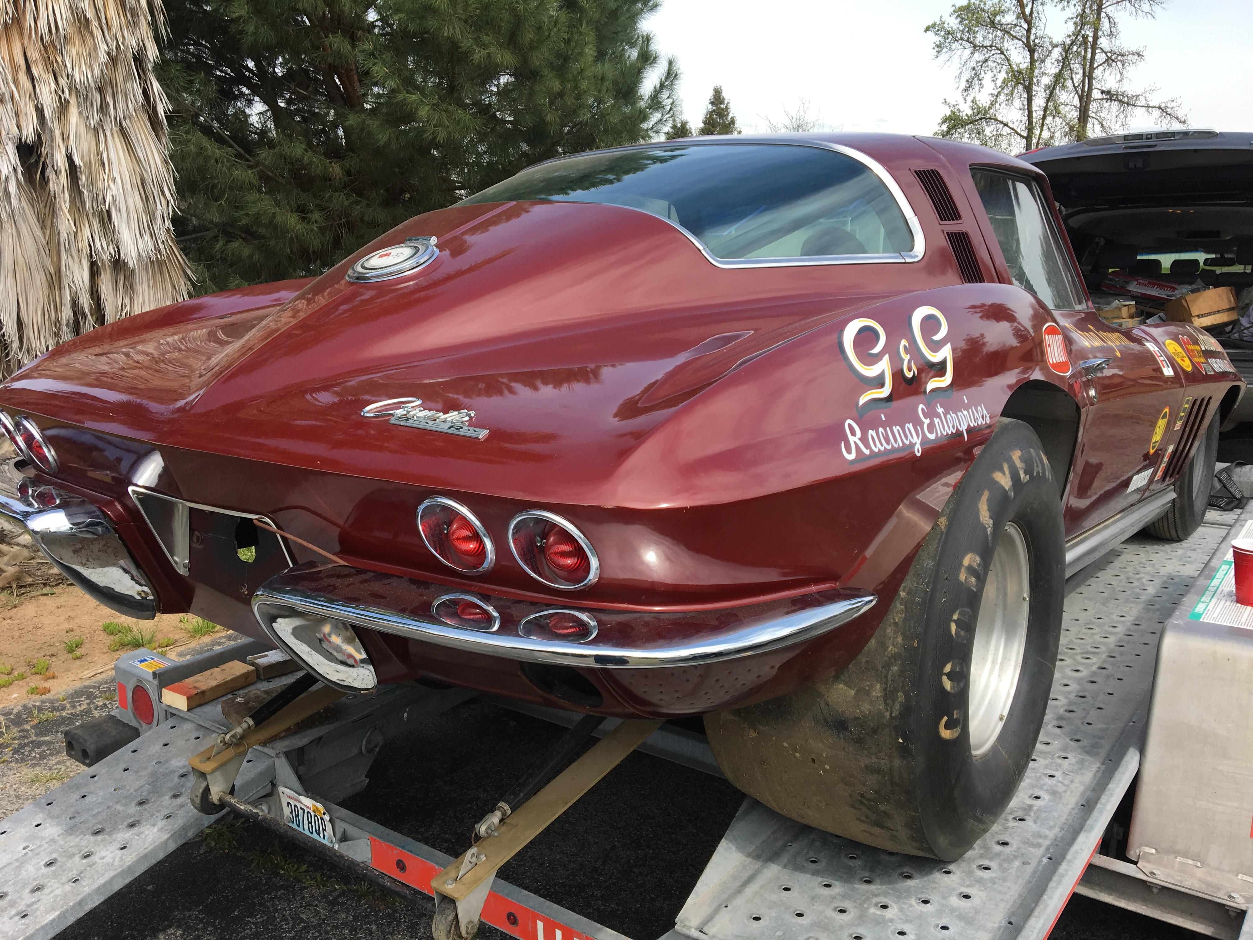 Wayne Yurtin's '65 Race Car