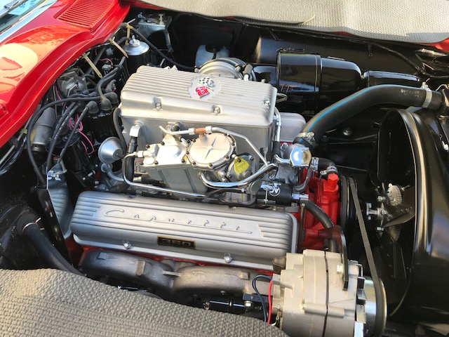 Wayne's '63 Fuelie