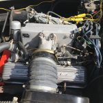 Jim Lockwood's C1 Corvette at Spring 2019 Suisun